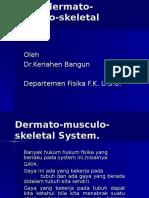 K7 Fisika Dermato Muskulo Skeletal Sistem