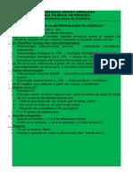 Apuntes de Antropología Filosófica, Dra. P. Atorquiza