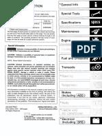 Honda Civic 1992 1995 Service Manual Pdf Diode Fuse Electrical