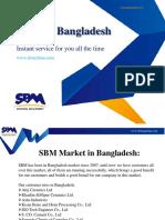 SBM Bangladesh Customers