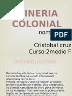 Mineria Colonial 2f