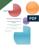 Evaluacion Transformadas & Series de Fourier
