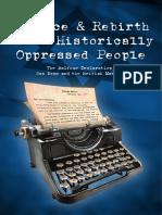 Balfour Booklet