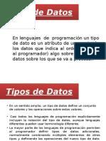 tiposdedatosenprogramacion-100419222120-phpapp01