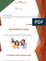 Familia y Desarrollo Afectivo