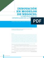Innovación Modelos de Negocio