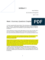 artifact 1-3d
