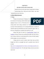Chapter Iiterature review