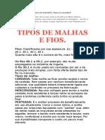 TIPOS DE MALHA USADA EM ESPORTE.docx