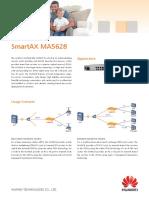 Huawei SmartAX MA5628 Brief Product Brochure(09-Feb-2012)