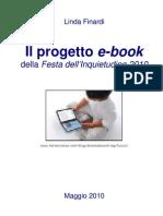 Il progetto e-Book della Festa dell'Inquietudine 2010