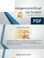 Scratch Inteligencia Artificial y Realidad Aumentada U.A.G.R.M