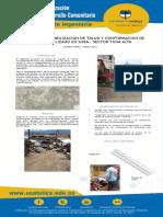 Posters Proyecto de Desarrollo Comunitario