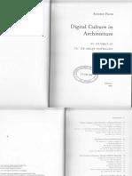 Antoine Picon Digital Culture in Architecture