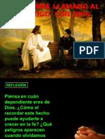 1. El Hombre Llamado Al Dialogo Con Dios