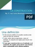 La Construccion Definicion