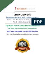210-260 Exam Q&A
