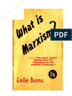 What is Marxism - Emile Burns.pdf