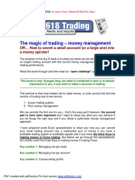 The Magic of Forex Trading