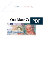 Trading ForexOne More Zero. How to Trade the Forex Like a Pro in One Hour