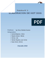 Practica 3 Hot Dog