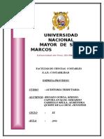 Solucion Gastos de Representacion Empresa Provision s.a.