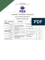 m tech-3rd semester pesu ed
