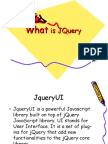What is JQuery.ppt