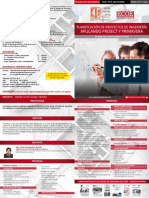 Brochure Planificación Project