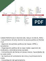 Peru Siglo Xx