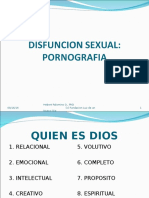 Disfuncion Sexual. Pornografia