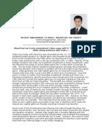 Recent Amendment to India-Mauritius Tax Treaty