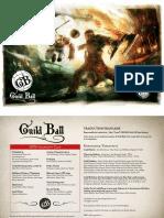 GuildBall Fr (Non Officielle V1.4)
