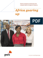 Africa Gearing Up