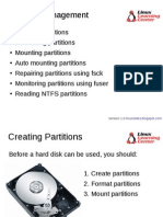 Understanding Partition in Linux