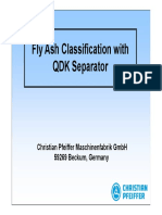 Fly Ash Classification - Presentation