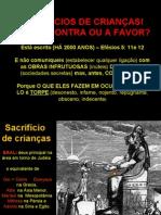 Sacrifício de crianças WIN 97 E 2003