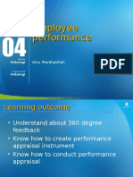 Performance Appraisal Sesi 4