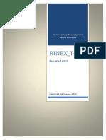 RINEX Tools 1.0.8.8