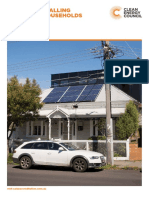 Guide to Installing Solar PV for Households