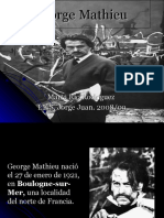 George Mathieu Marta Rio