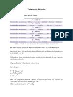 [FIS122] Velocidade Das Ondas Sonoras No Ar - Tratamento de Dados