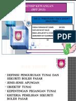 Bab 18 Pengurusan Tunai & Sbp