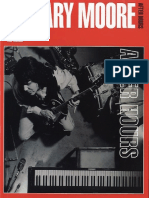 Gary Moore After Hours Guitar Songbook