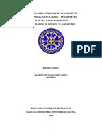 Format Askep Dan Resume