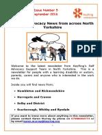KeyRing Newsletter 5 Issue September 2016
