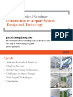 HKIE Seminar on Airport Technology