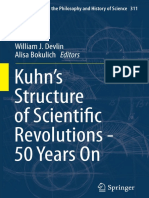 Boston Studies in the Philosophy and History of Science) William J Devlin, Alisa Bokulich-Kuhn's Structure of Scientific Revolutions - 50 Years on-Springer (2015)