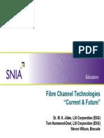 Jibbe-Hammond-Wilson Fibre Channel Technologies