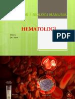 Hematologi S3